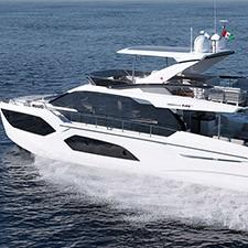 Absolute FLY 60 PRISMA — новая революционная модель от верфи Absolute Yachts